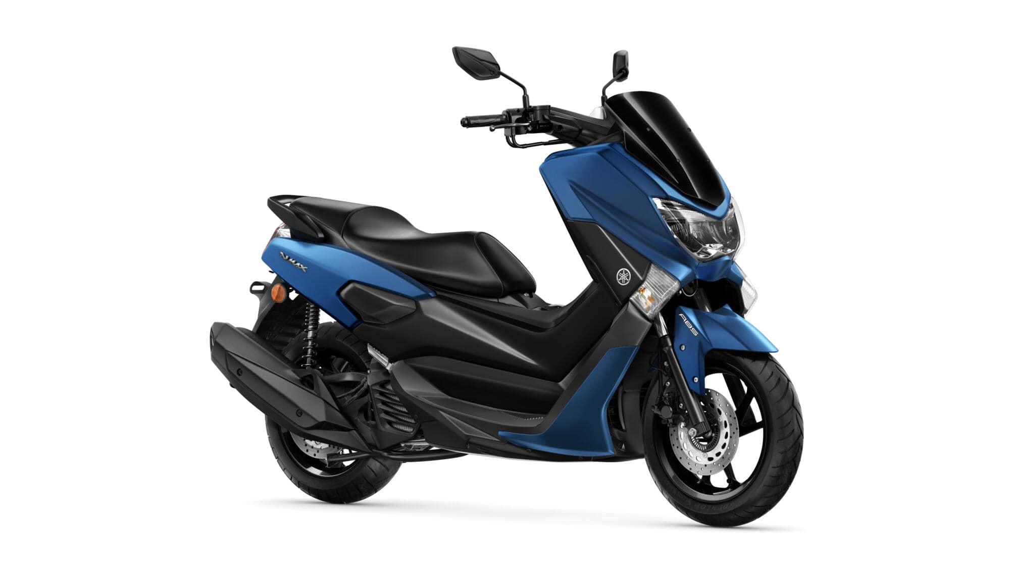 yamaha nmax 125 mavi