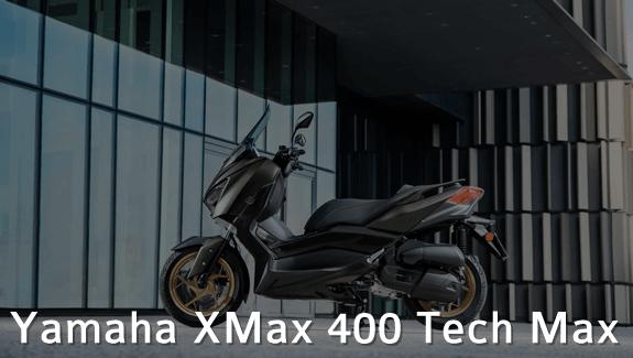 yamaha xmax 400 tech max